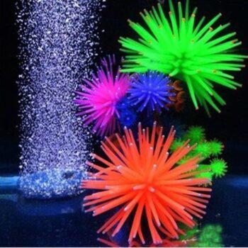 Aquarium Silicone Artificial Aquatic Life