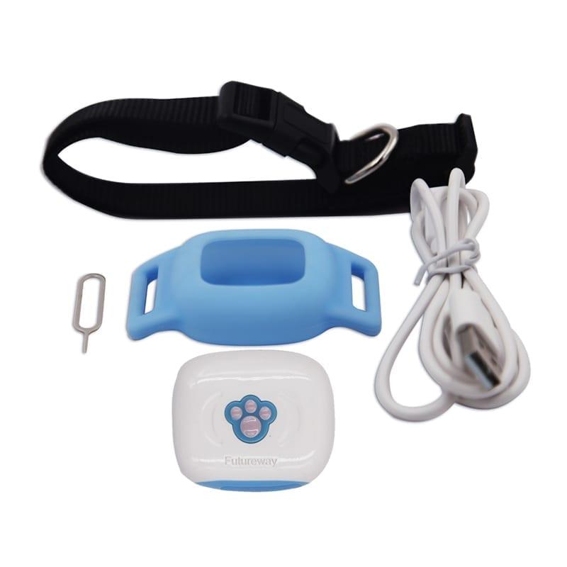Waterproof Pet GPS Tracker with Collar