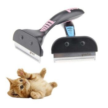 Pastel Detail Pet Grooming Brush
