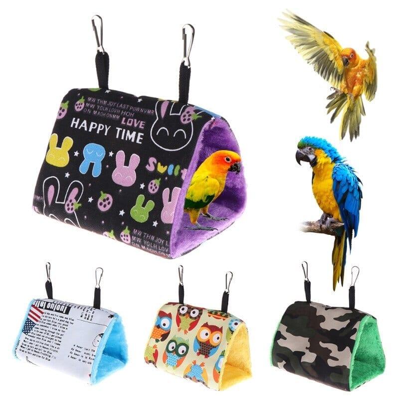 Fashion Parrot House