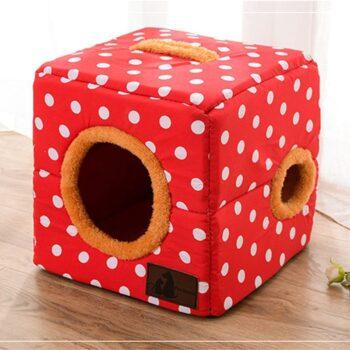 Pet Cube Design Warm Bed