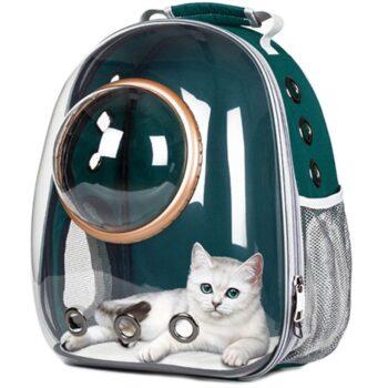 Transparent Bubble Pet Carrier Bag