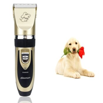 Professional Rechargeable Grooming Pet Hair Trimmer