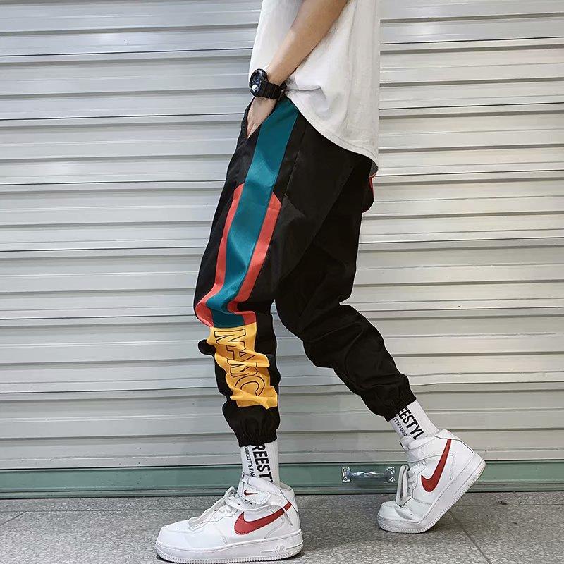 Street Fashion Men Pants