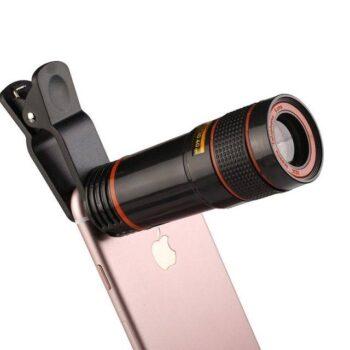 Mobile Phone Camera Lens 12X Zoom