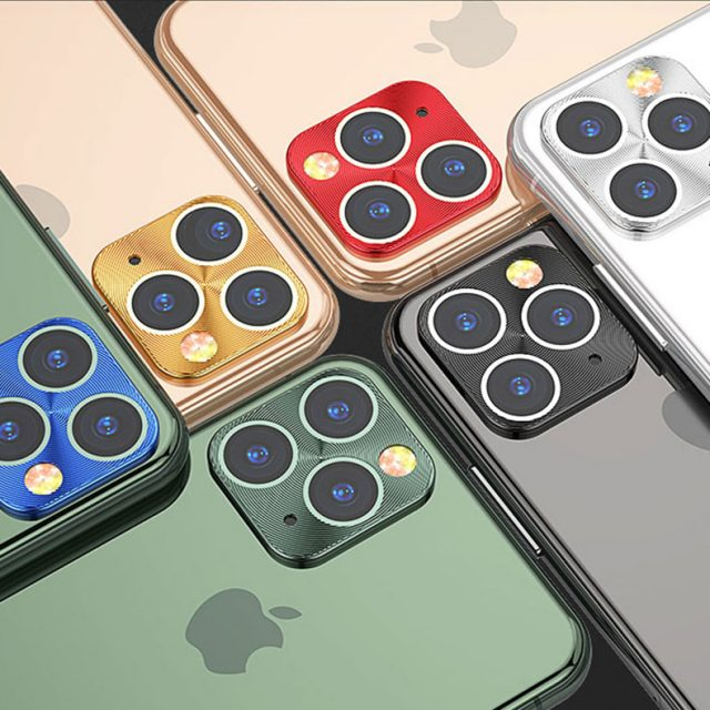 Camera Lens Protective Cover for iPhone