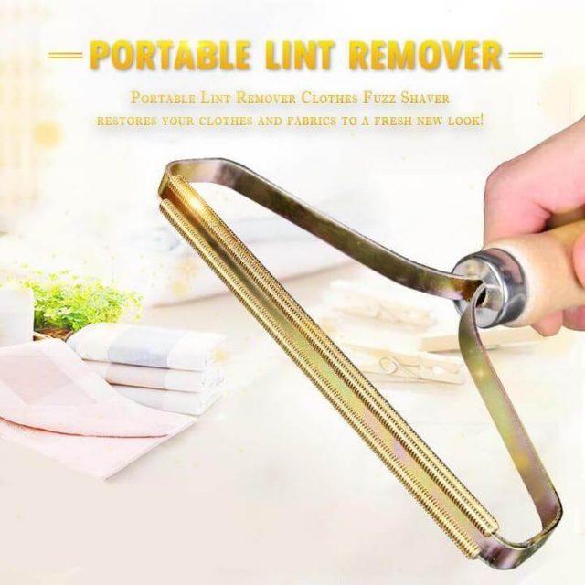 Portable Lint Remover Clothes Shaver