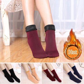 Velvet Winter Thermal Socks