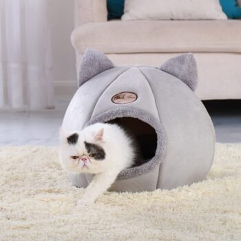 Cute Warm Cat House