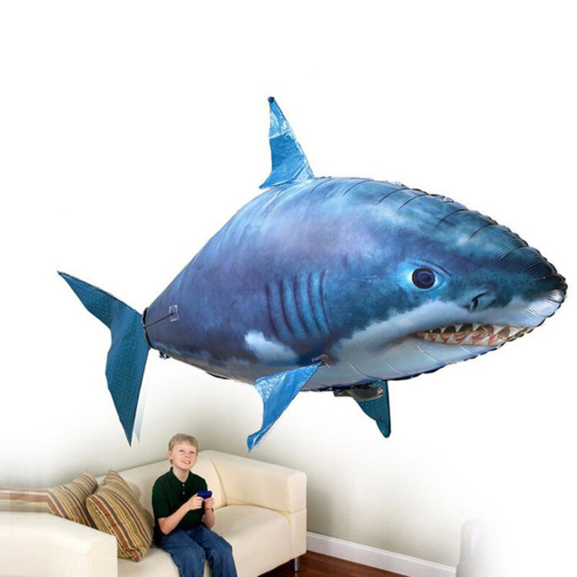 Remote Control Shark Toys Air Swimming Fish RC Animal Toy Infrared RC Flying Air Balloons Clown.jpg 640x640 1