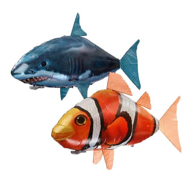 Remote Control Shark Toys Air Swimming Fish RC Animal Toy Infrared RC Flying Air Balloons Clown.jpg 640x640 3