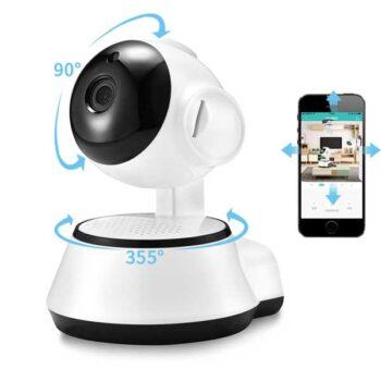 Pet Monitoring Smart Camera