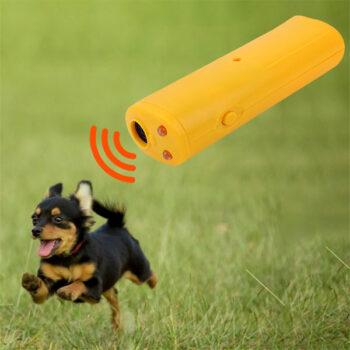 Ultrasonic 3 in 1 Anti Barking Training Device